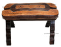 Leather Stool L-CH002
