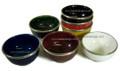 Moroccan Metal and Ceramic Bowl - CER-B001