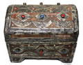 Metal and Bone Jewelry  Box HD022