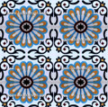 This pattern is created by the combination of many CT009 tile design.