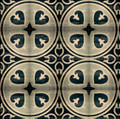 This pattern is created by the combination of many CT024 tile design.
