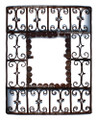 Wrought Iron Frame IP006