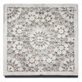 Moroccan Carved Square Plaster Panel  PP002