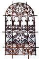 Wrought Iron Panel - IP003