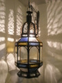 Large Moroccan Glass Lantern  LIG06