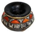 Metal and Bone Ashtray HD062