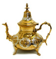 Brass Teapot