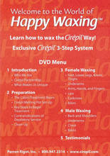 Cirepil Training DVD Back Cover