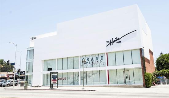 The Hair Shop Headquarters