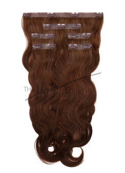 6 Piece Clip-In Body Wave 22"