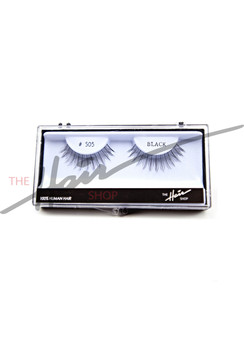 Natural Eye Lash (#505 Black) | $3.99