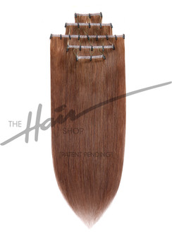 Skinny One-Step Weft 18"