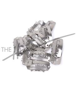 Toupee Clip Silver (M/L) | Sale $5