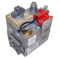 """Safety Valve, natural gas, 1/2"""" NPT in/out, 1/4"""" CCT pilot out only 54-1054"""