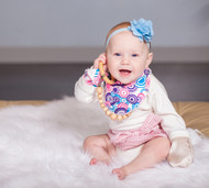 ScratchMeNot Easy Bibs | Baby Bibs | Bamboo & Cotton Bibs