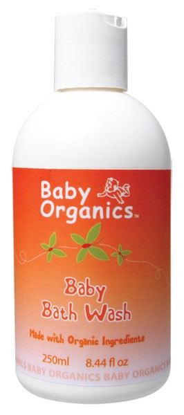 Baby Organics Baby Body Cleanser | Baby Bath Wash