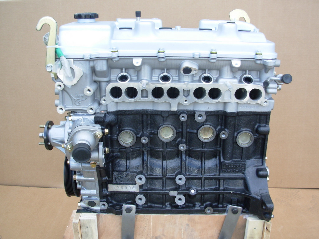 2rz 3rz Toyota Remanufactured Engine Tacoma 4runner T100