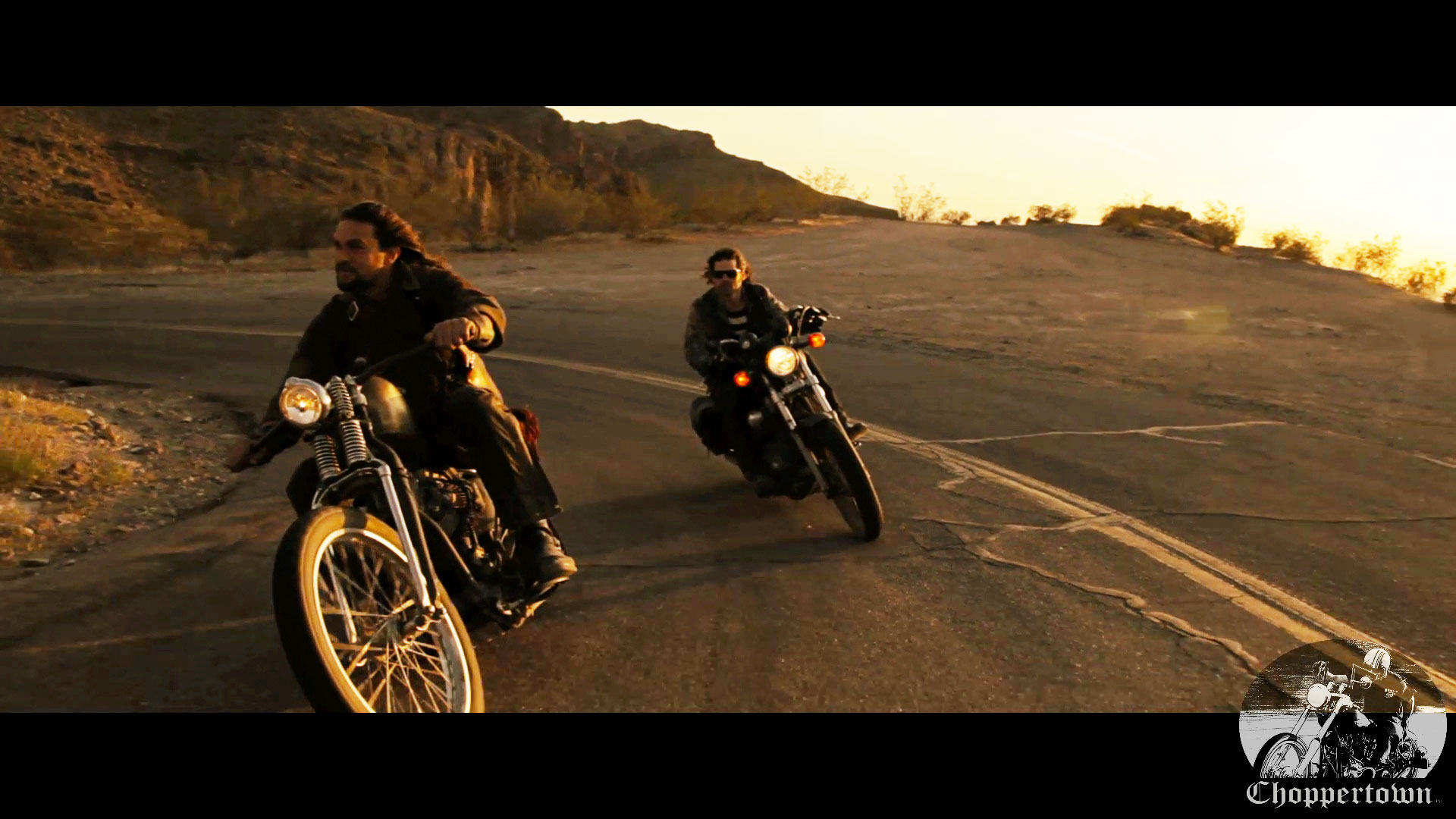 Hot Rod T Shirts >> The Road to Paloma Movie Bike (Interview with Jason Momoa) - Choppertown Motorcycle Movie Store
