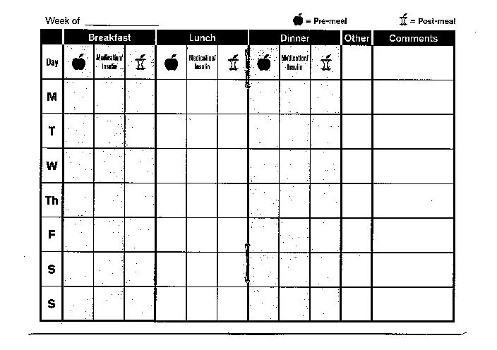 Clinilog Log Book is small, portable: dimensions 3in x 4.5 in