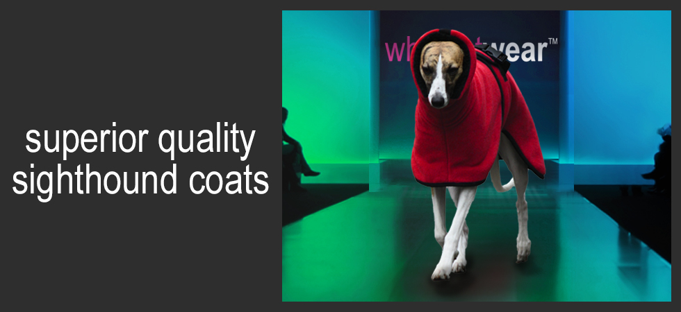 Quality Whippet Coats