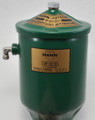 Restored Porsche 356 Mann Oil Filter Canister
