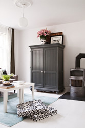 Decorating top of your armoire or tall furniture