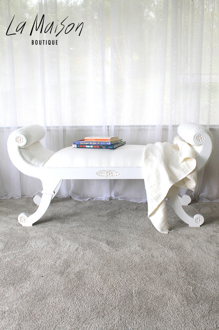 IN STOCK NOW: Gondole Double Stool