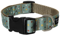 City Slicker Dog Collar-Dot