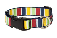 Farmers Market Dog Collar-Locally Grown