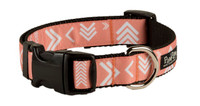 Geo Dog Collar - Alternate Angle