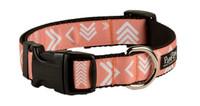 Geo Dog Collar - Alternate Angle