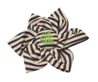 Southern Charm Collection - Midnight Stripe - Blossom