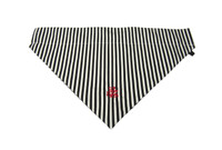 Geo Collection - Slanted Lines - PawKerchief