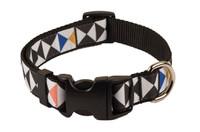 Geo Dog Collar - Random Trig