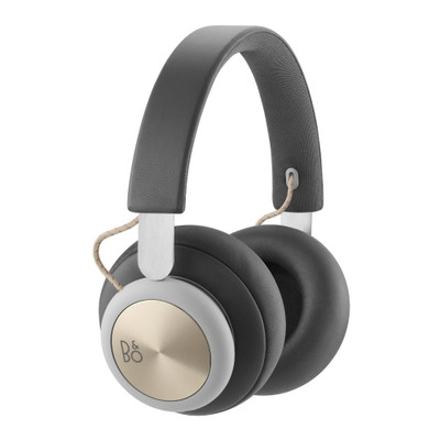B&O PLAY by Bang & Olufsen BeoPlay H4 Wireless Over Ear Headphones (Grey)