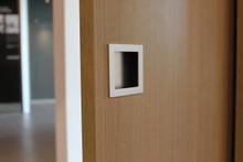 Modern Door Cup Pull - FSB 4253 00