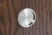 Modern Door Cup Pull - MWE GR.6090