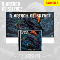 A Breach of Silence - The Darkest Road (CD + Poster)