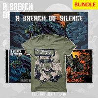 A Breach of Silence - Catalog Bundle 5 (2CD + Poster + Koala Tee)