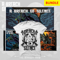 A Breach of Silence - Catalog Bundle 6 (2CD + Poster + Welcome to the Show Tee)