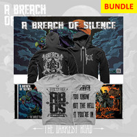 A Breach of Silence - Catalog Bundle 9 (2CD + Poster + Hang 'Em High Tee + Zip-up Hoodie)