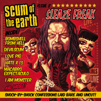 Scum of the Earth - Sleaze Freak