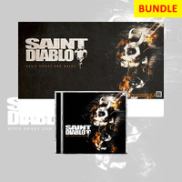 Saint Diablo - Devil Horns and Halos (CD + Poster)