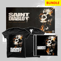 Saint Diablo - Catalog Bundle 2 (CD + Poster + DHH Tee)