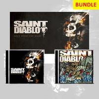 Saint Diablo - Catalog Bundle 3 (2CD + Poster)