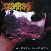 Disarray - A Lesson In Respect (CD)