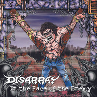 Disarray - In The Face Of The Enemy (CD)