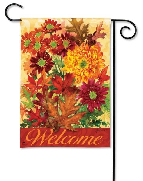 Autumn Bouquet Garden Flag