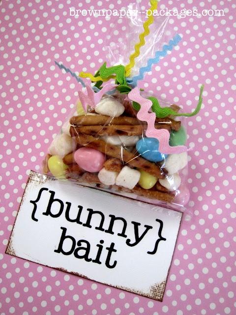 Easter Gift Idea - Bunny Bait