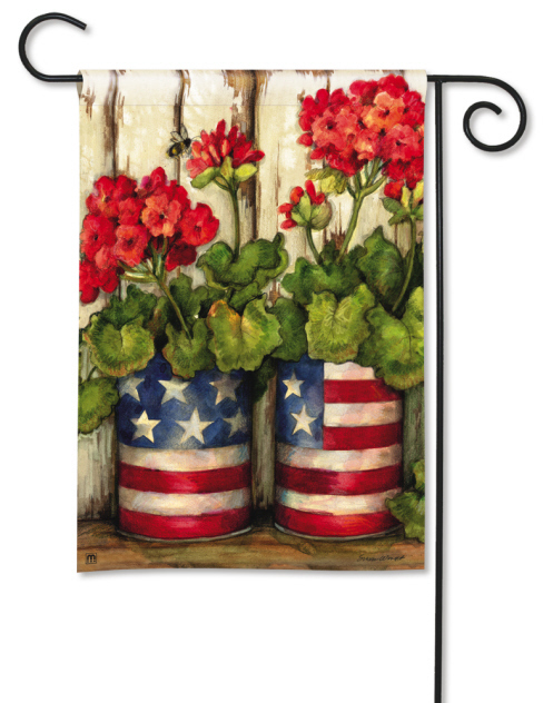 Glory Garden Decorative Flag